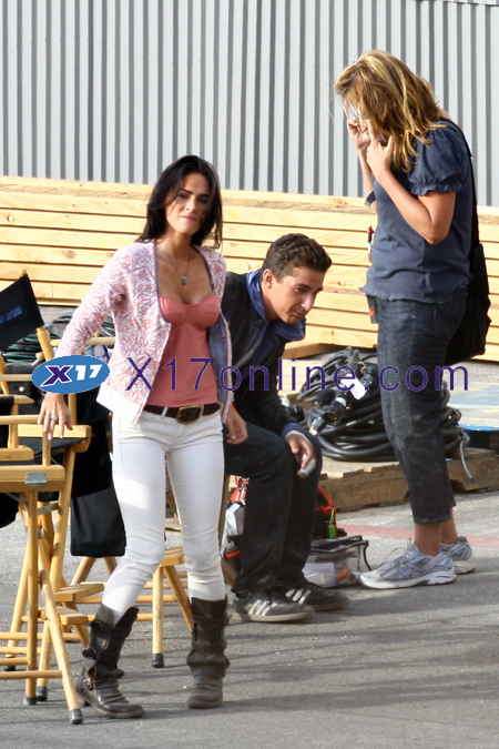 megan fox and shia labeouf transformers 2. Shia+labeouf+and+megan+fox+in+transformers+2 Borat says it, shia their