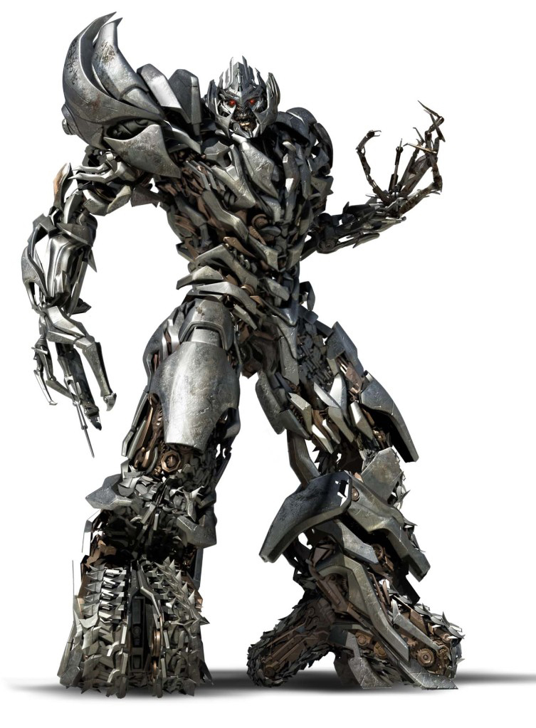 Transformers 3 - High quality CGI renders of Transformers ...