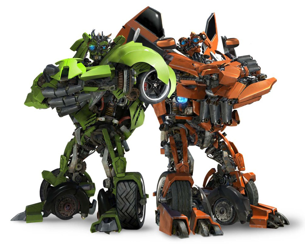 Transformers 3 - High quality CGI renders of Transformers ... Transformers