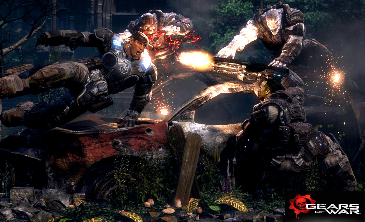 gears of war movie news