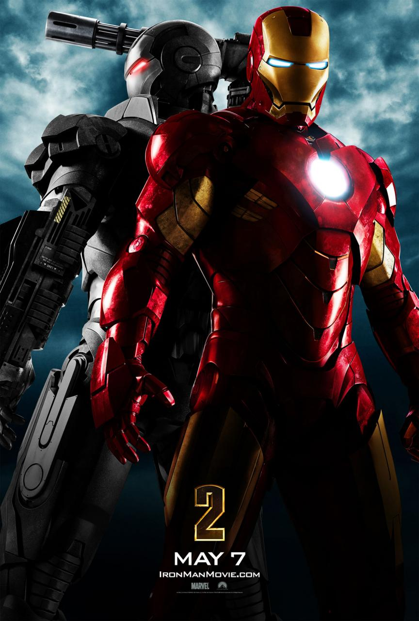 Iron Man 2 - Movie Chronicles