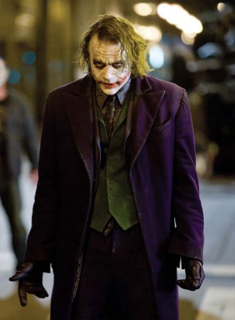The dark knight the joker 4