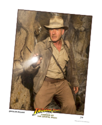 Indiana Jones Official Pix