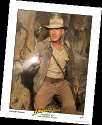 Indiana Jones Official Pix