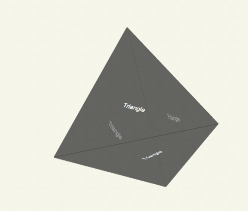 Creating a tetrahedron with 3D CSS — Paul Hayes