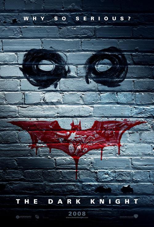 Batman The Dark Knight Teaser Poster