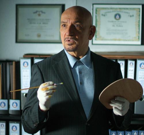 Ben Kingsley to play Nazim