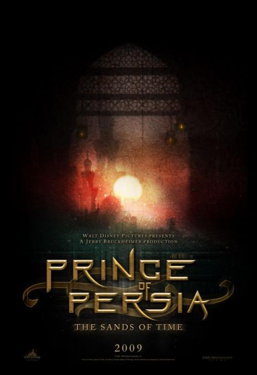 Potential Prince of Persia Movie Poster