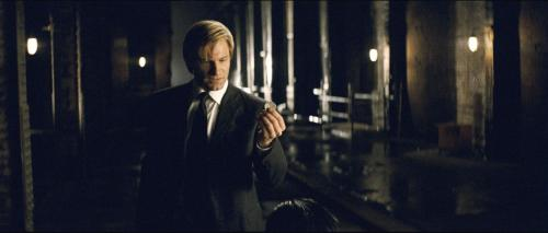 Harvey Dent / Two Face coin flip