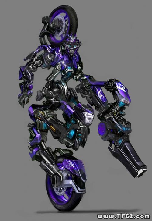 Transformers Arcee Twins Transformers Revenge Of The Fallen 2009
