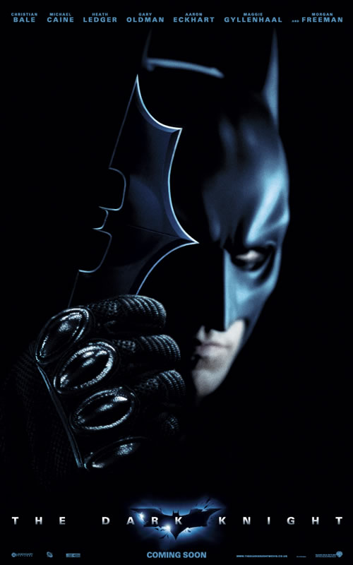 New Dark Knight Poster - Batman
