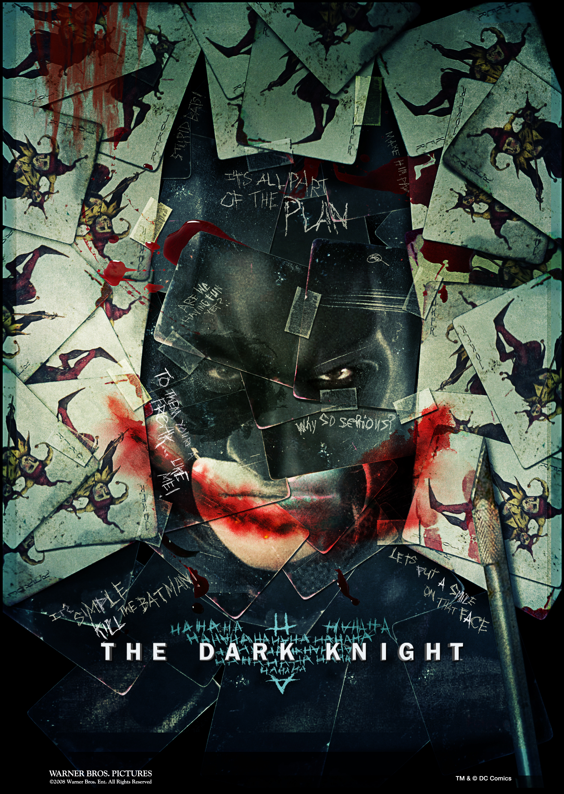 The Dark Knight - Posters