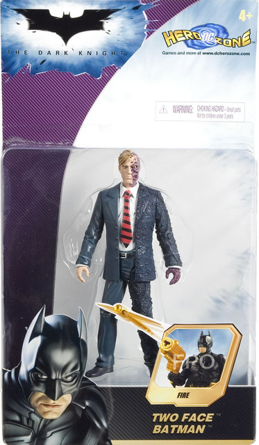 The Dark Knight Two Face Toys 79
