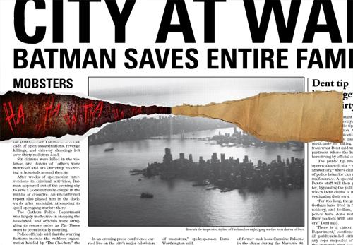 Gotham Times Secret Joker