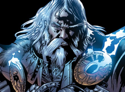 Thor - Brian Blessed cast as Odin in Thor?