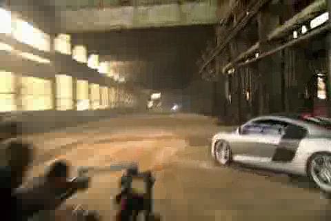 Audi R8 Transformers 2
