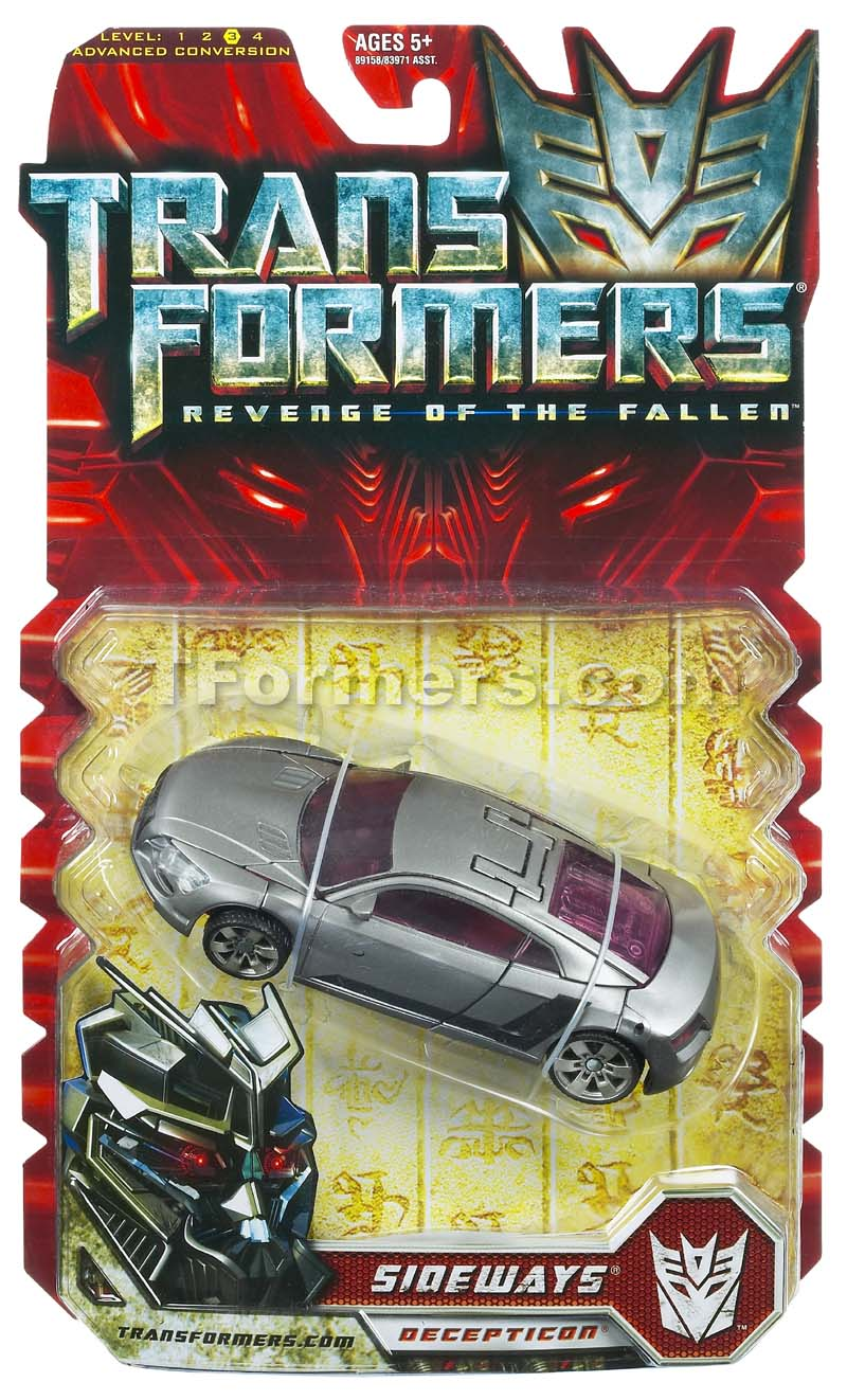 All Transformers Toys : Transformers audi r named sideways