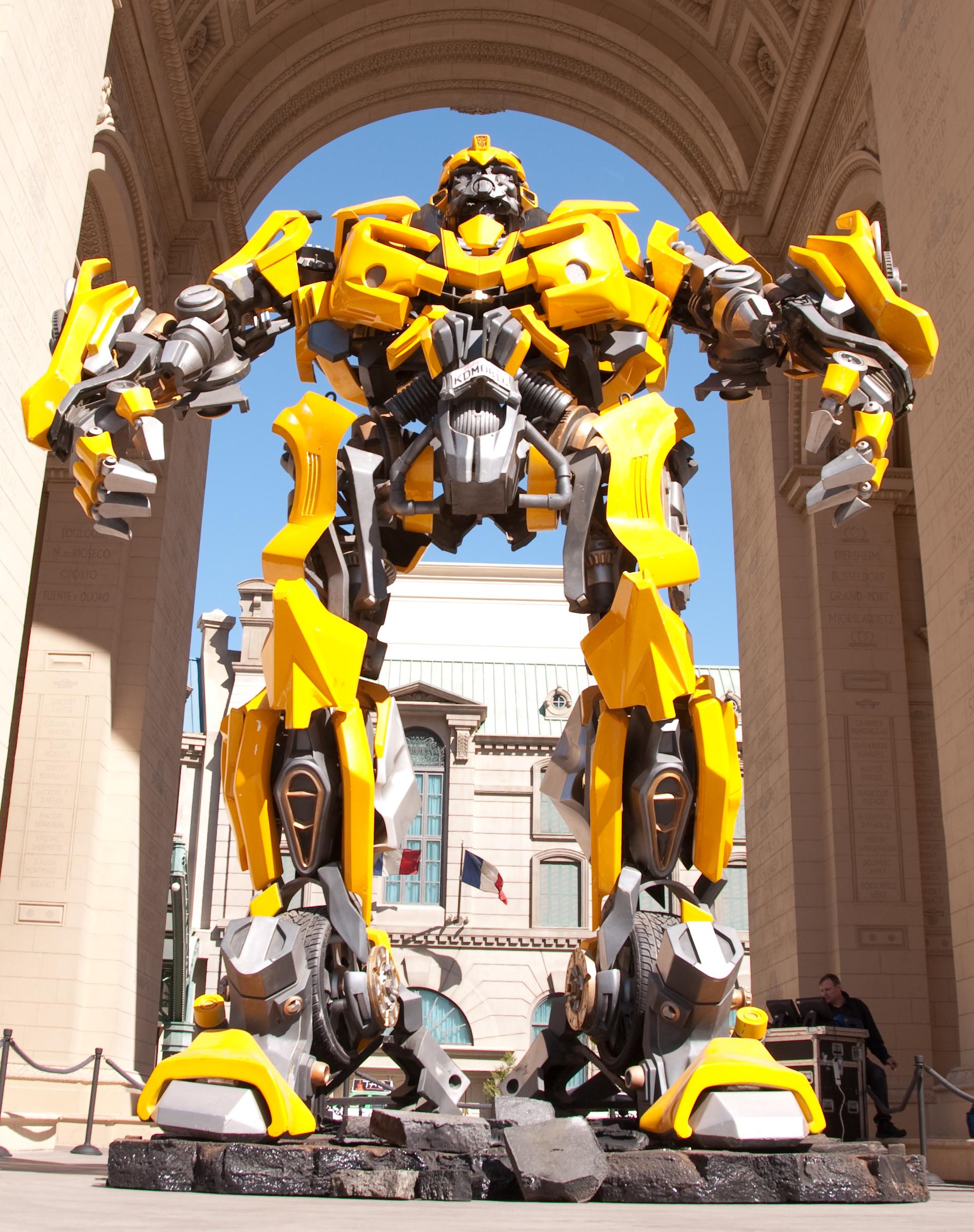 Imágenes de Transformers