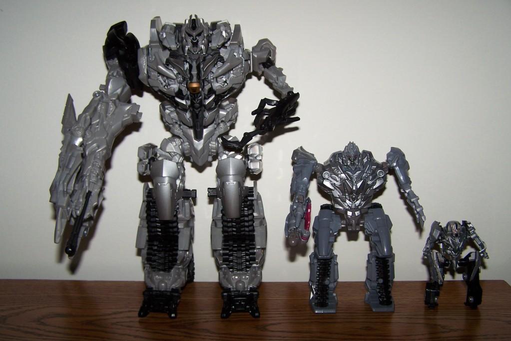 Transformers Revenge Of The Fallen Megatron Toys 55