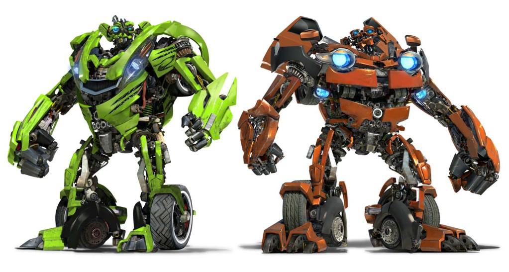Transformers 3 - High quality CGI renders of Transformers 2 robots