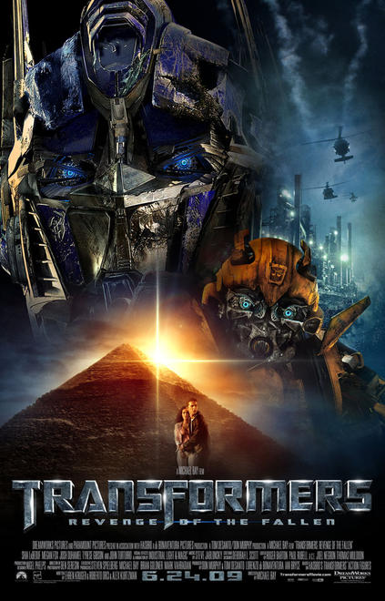 Transformers 3 - Posters