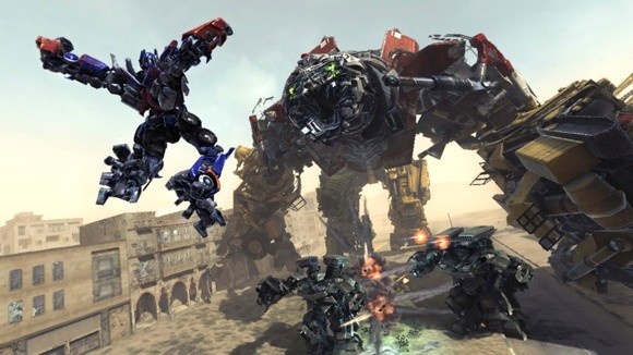 transformers 2 online  games