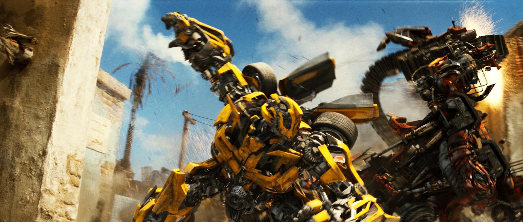 Transformers 3 - Transformers 2: Revenge of the Fallen