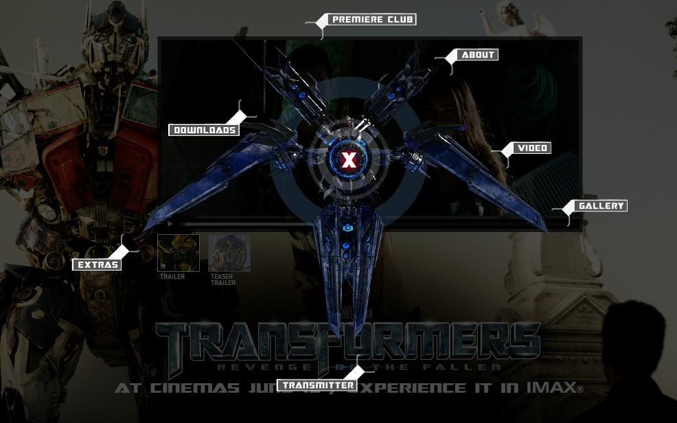 Gallery For > Soundwave Transformers 3