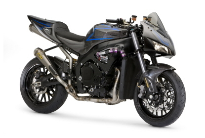 Transformers 3 - The six custom built Arcee motorcycles