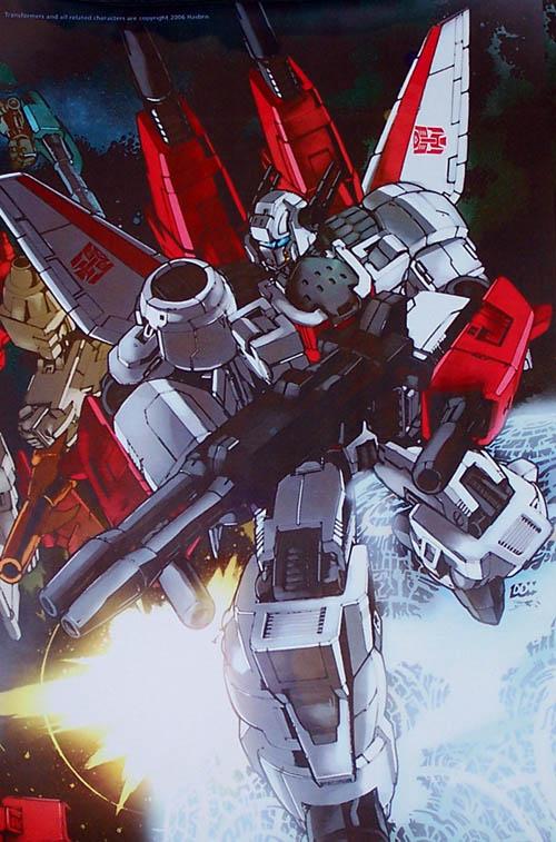 Transformers - Jetfire 1